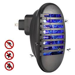 ALLOMN Portable LED Mosquito Killer Lamp,Anti Wasp Pest Inse
