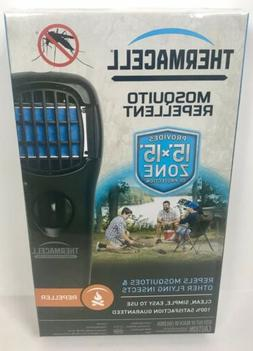 Thermacell Portable Mosquito Repeller DEET Free Scent Free R