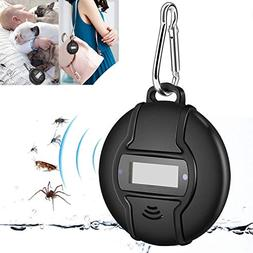 Gooldee Portable Ultrasonic Pest Repeller, Built in Compass