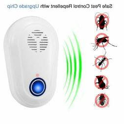 Portable Wall Plug Type Mosquito Repellent Ultrasonic Home P