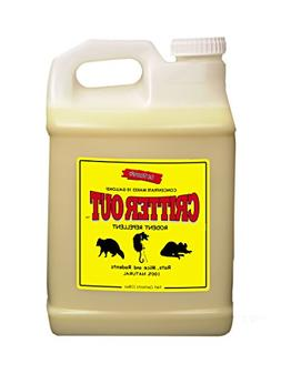 Rat, Mouse and Rodent Repellent: Critter Out 1 Gallon Concen