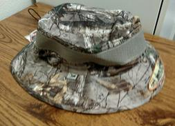 RealTree Camo Hat Hunting Fishing Vented Sun Protect Insect