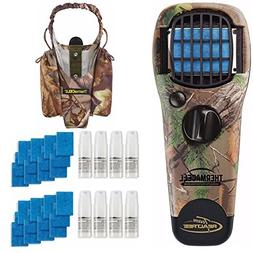 Realtree Portable Mosquito Repeller Device with Holster + 2