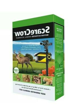 Ortho® Scarecrow® Motion-Activated Animal Deterrent Device