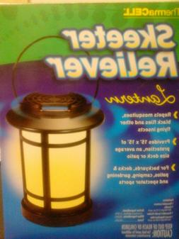 ThermaCELL Skeeter Reliever Lantern with 2 Skeeter Reliever