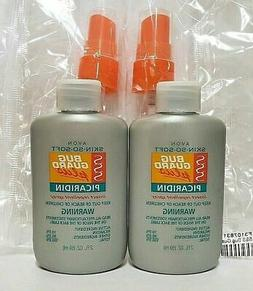 AVON SKIN SO SOFT BUG GUARD PLUS PICARIDIN INSECT REPELLENT
