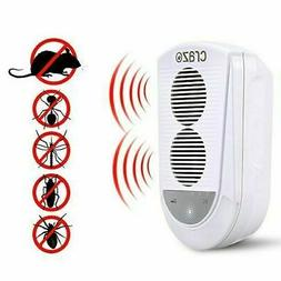 Smart Ultrasonic Pest Repeller for Rodents, Mice. Rats, Inse