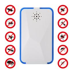 Ultrasonic Ant Mice Spider Mosquito Cockroach Pest Repeller