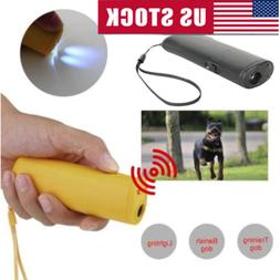 Ultrasonic Anti Stop Barking Pet Dog Puppy Train Repeller Co