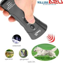 Ultrasonic Dog Chaser Stop Aggressive Animal Attacks Repelle