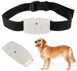 Ultrasonic Dog Repeller Collar With Led Indicator For Flea T