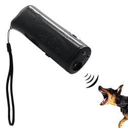 Ruri's Ultrasonic Dog Repeller and Trainer Device 3 in 1 Ant