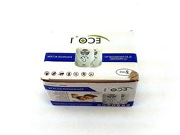 ECO 1 Ultrasonic Electromagnetic Pest Repeller Plug In with