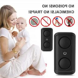 Ultrasonic Electronic Insect Rat Pest Repeller Plug in Pest