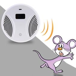 Pest Electronic Ultrasonic Killer Mouse Bug Insect Fly Zappe