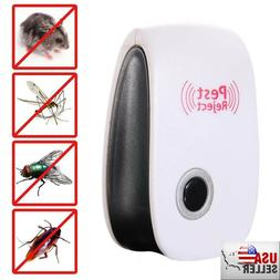Ultrasonic Mice Rat Bug Spider Insect Pest Repeller Repellen