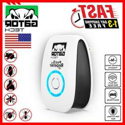 Ultrasonic Pest Insect Rodent Repeller Reject Electronic Mic