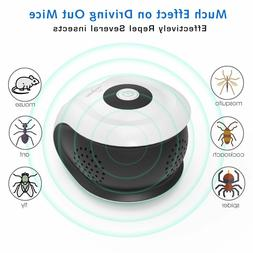 Ultrasonic Pest Repellents Repeller For Control, 3 In 1 Elec