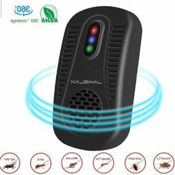 Ultrasonic Pest Repeller 1 Pack - Electronic Mice Repellent