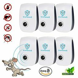 Ultrasonic Pest Repeller -  Indoor Electronic Plug-In Repell
