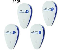 Ultrasonic Pest Repeller  4 Pack 2018 Upgraded  Plug-In Mous