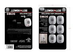 Bell and Howell Ultrasonic Pest Repeller 6 Value Pack