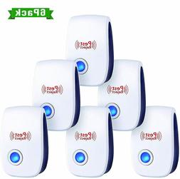 ultrasonic pest repeller 7 packs electronic indoor
