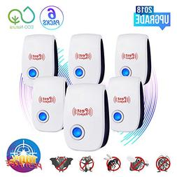 Snoogg Ultrasonic Pest Repeller-2018 Electronic Pest Repelle