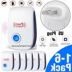 Ultrasonic Pest Repeller Electronic Plug In Control Repellen