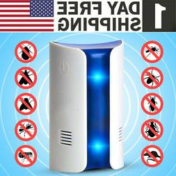 Ultrasonic Pest Repeller Electronic Rat Mice Bug Anti Mosqui