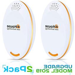 Ultrasonic Pest Repeller - Pest Control -  Electronic Plug i