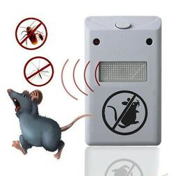 Ultrasonic Pest Repeller Mosquito Insect Spider Fly Mouse Ra