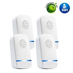 LANKOER Ultrasonic Pest Repeller - 2018 Latest Upgrade CHIP
