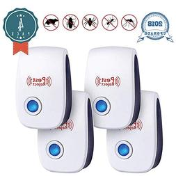 JALL Ultrasonic Pest Repeller Plug in - Rat Repellent Warrio