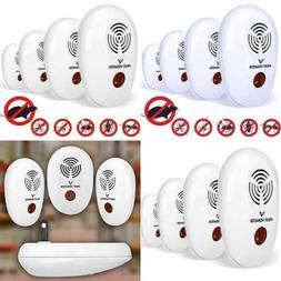 ultrasonic pest repeller repellent indoor control devices