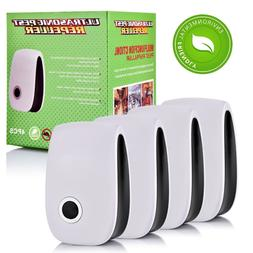 US Electronic Ultrasonic Pest eliminate Repeller Bug Spider